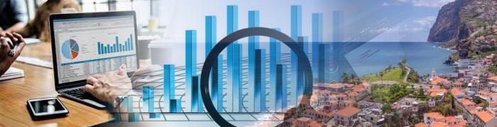 Em fevereiro de 2021, a quebra na atividade económica regional foi mais expressiva que no mês anterior (Ler mais...)