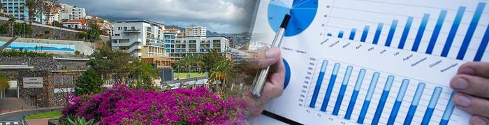 DREM divulga Conta Satélite do Turismo de 2015 para a Região Autónoma da Madeira (Ler mais...)