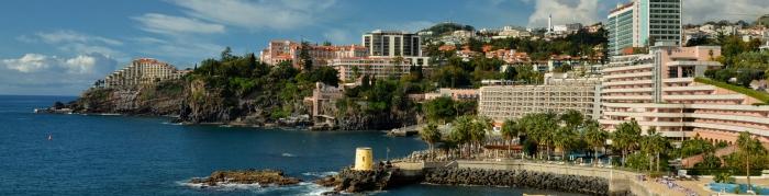 Gasto médio diário dos turistas estrangeiros que visitaram a Região Autónoma da Madeira em 2016 foi de 123,94€ (Ler mais...)