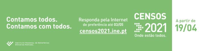 Censos 2021 - Colabore em segurança!