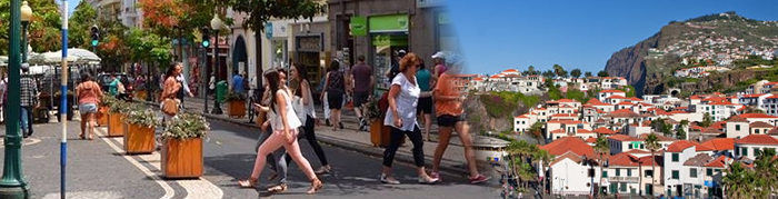 In 2020, positive net migration was insufficient to increase the resident population of the Autonomous Region of Madeira (Read more...)